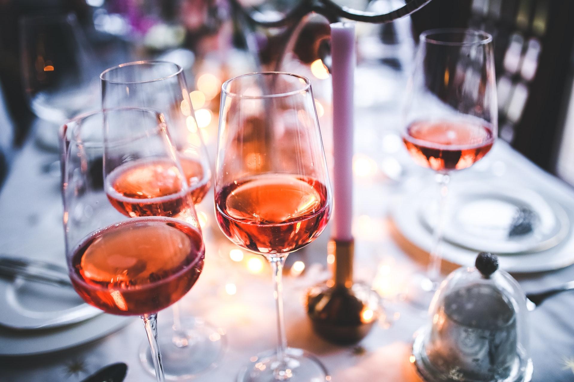 D'où Provient Le Vin Rosé ?